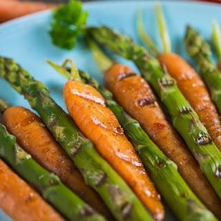 Savory Glazed Vegetables Recipe