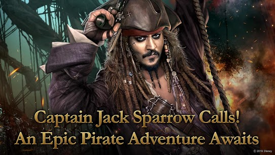 Pirates of the Caribbean: ToW Mod Apk Download For Android and Iphone 6