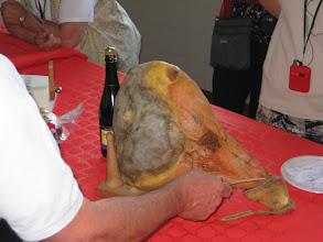 Photo: Prosciutto or Parma ham