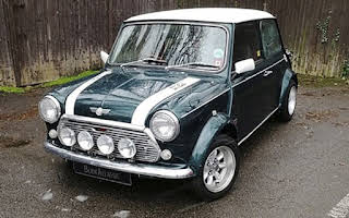 Mini Cooper Rent East Midlands