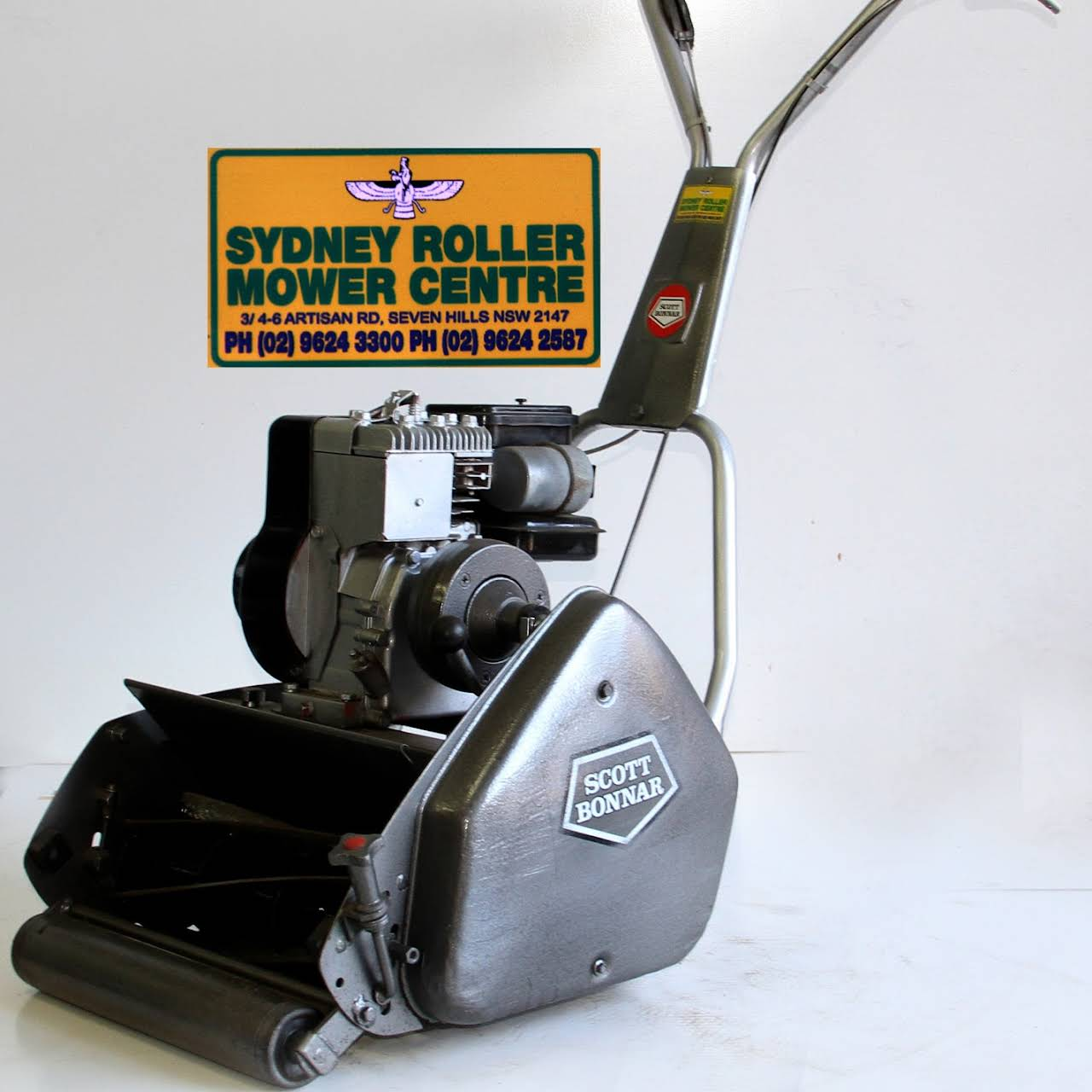 Sydney Roller Mower Centre - Lawn Mower Repair Service in