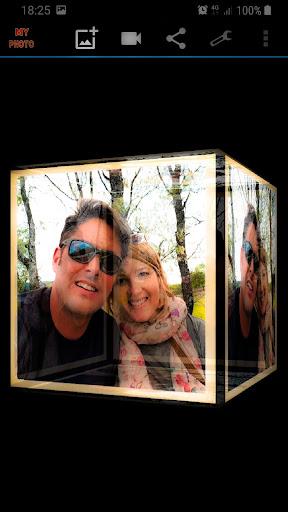Mein Foto in 3D Live Wallpaper Screenshots 5