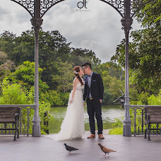 Wedding photographer Derek Tee (derektee). Photo of 27.04.2015