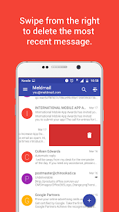Meldmail Email Messenger App Download For Android 6