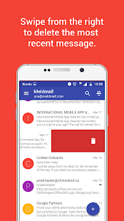 Meldmail Email Messenger