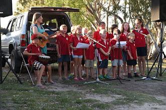 Photo: Frances Primary School Choir