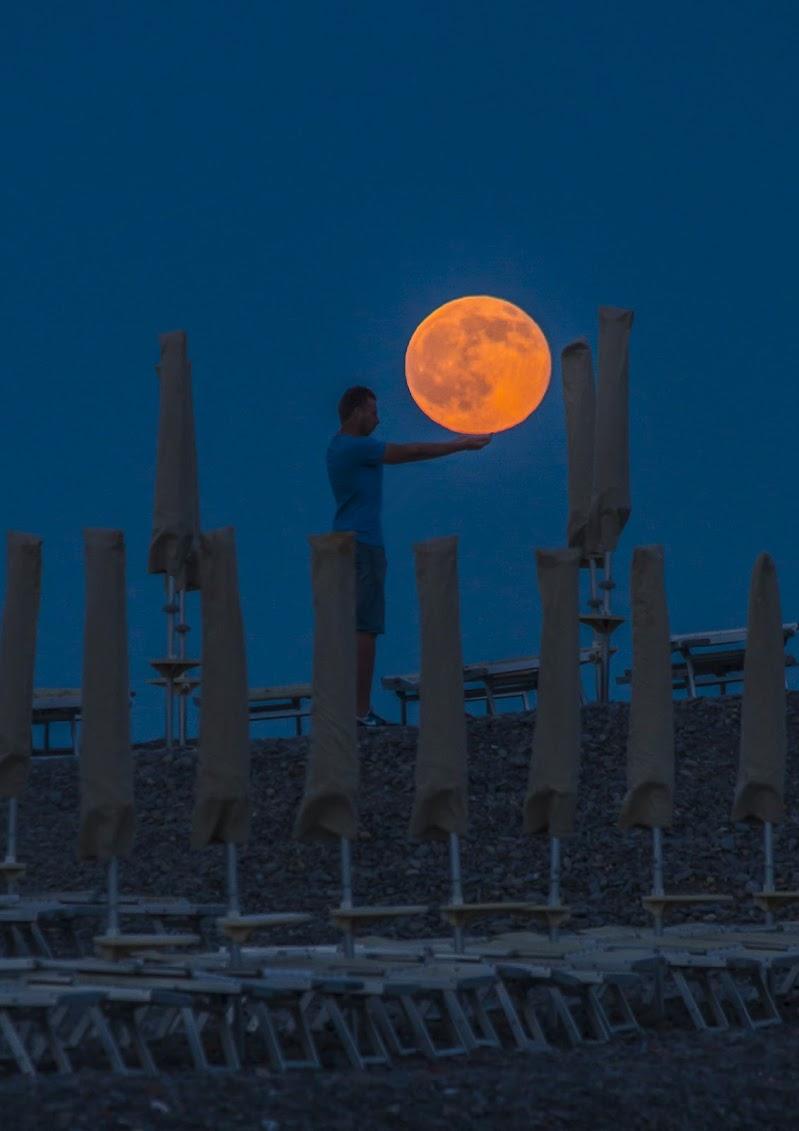 Moon keeper di Eduard
