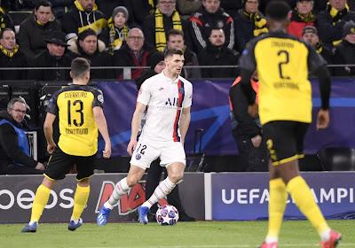 Thomas Meunier won bij Club Brugge én bij PSG de beker en de titel, nu ook bij Dortmund?