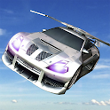 Car Racing Real Flying game icon