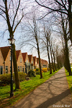 Photo: Woensdagmiddag in Edam. 24-04-2013