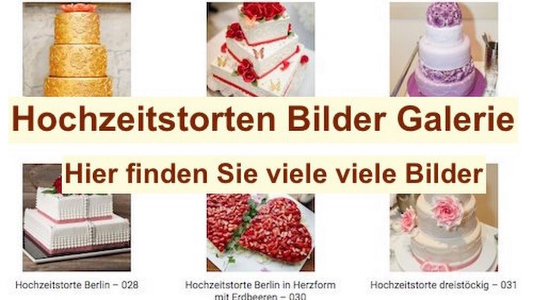 Kuchen Hochzeitstorten Noack Confiserie In Berlin