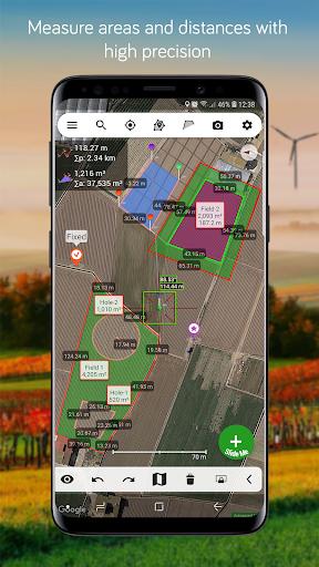 Measure Map screenshot 1