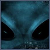 Alien Theme Live Wallpaper