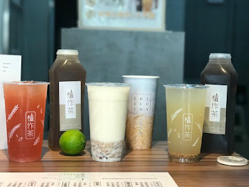 植作茶-林口長庚店