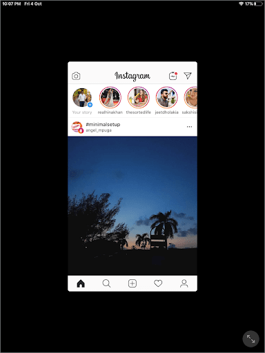 Install Instagram Web App For Best Experience on iPad