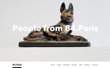 Photo: Site of the Day 14 March 2013 http://www.awwwards.com/web-design-awards/84-paris