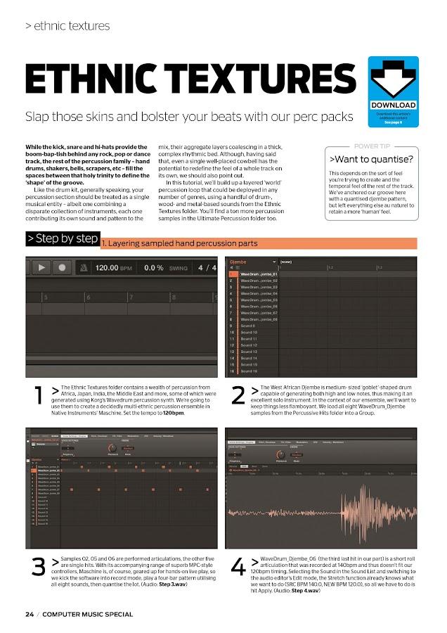 Computer Music Special- screenshot