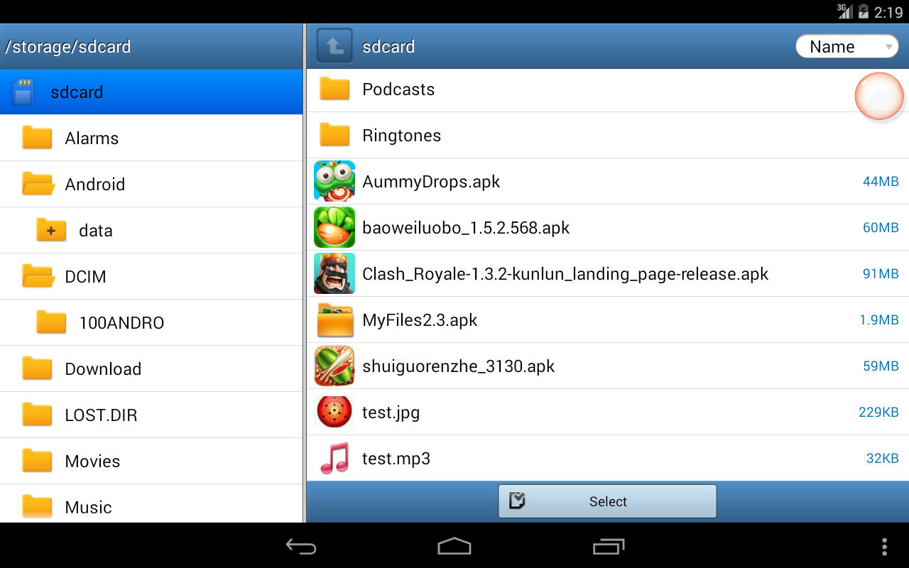 Myfiles android apps on google play for My documents android