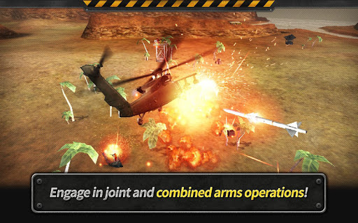 Gunship Battle: Helicopter 3D v2.4.60