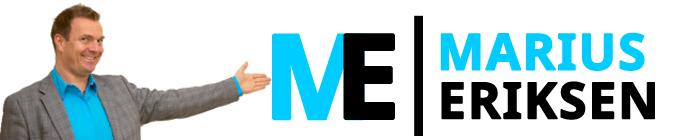 Logo Marius Eriksen