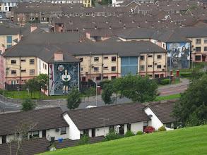 Photo: Quartiere Bogside (foto Anna)