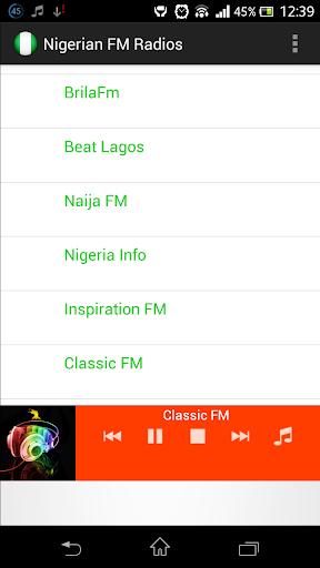 Nigerian FM Stations