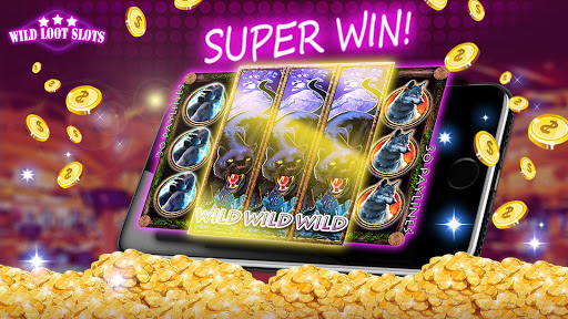 Big Win Slots:Wild Loot Free offline Casino games - screenshot