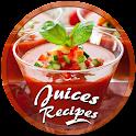 recettes de jus icon