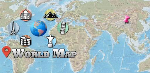Street World Map.Offline World Map Hd 3d Atlas Street View Apps On Google Play