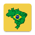 States of Brazil quiz - maps, flags and capitals icon