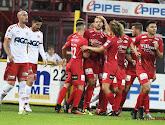 KV Kortrijk in zak en as na dominante partij tegen KV Oostende, prachtgoal Bjelica