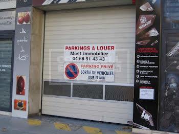 parking à Perpignan (66)