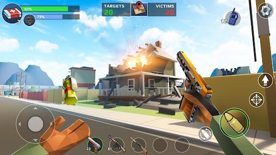 Battle Royale: FPS Shooter Mod 1.10.03 Apk [Unlimited Banknotes] 5