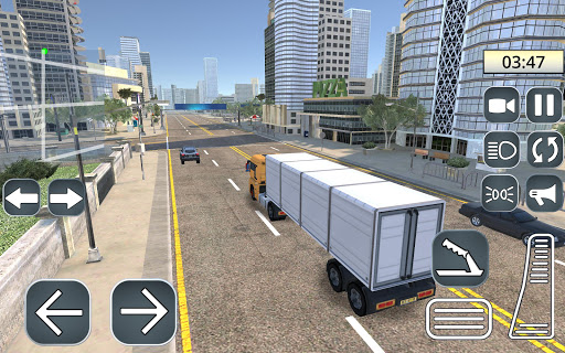 Cargo Truck Driver-Oil Tanker  screenshots 1