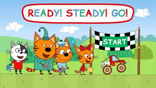 Kid-E-Cats: Kids racing. Monster Truck  screenshots 2