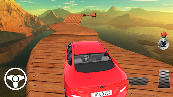 Car Racing On Impossible Tracks - náhled