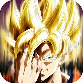 Dragon Saiyan Z Battle Ball