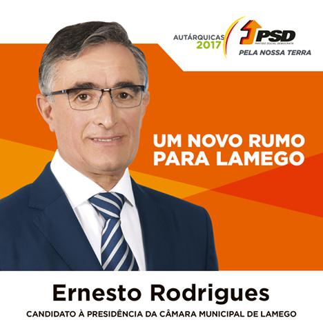 Candidatos às Eleições Autárquicas 2017 - Lamego