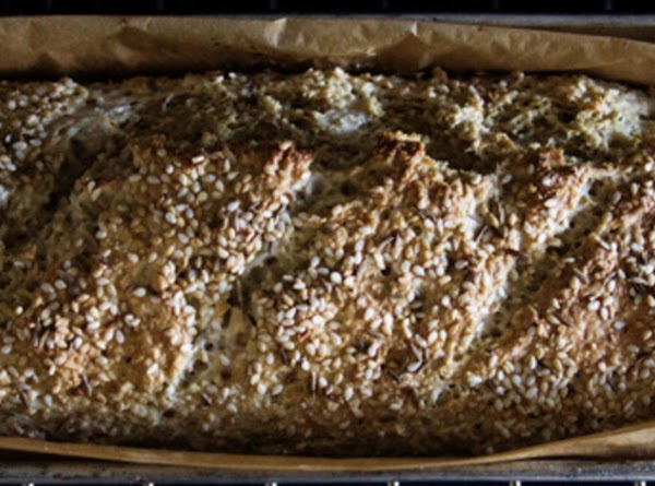 Super Simple Oatmeal Soda Bread Recipe