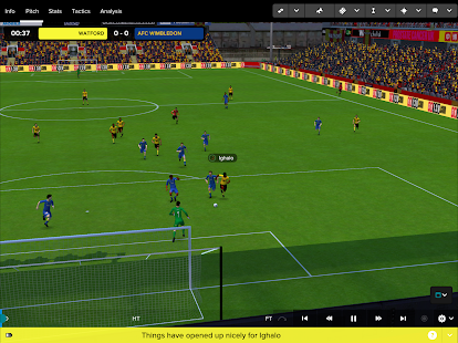 Football Manager Touch 2017 Screenshot