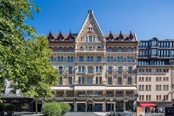 Hôtel Longemalle Genève - Centre ville