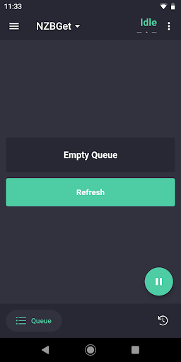 LunaSea u2013 Remote for Usenet / Sonarr / Radarr screenshots 5