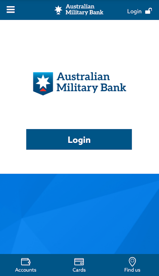 Australian Military Bank- screenshot