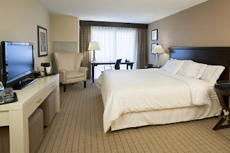 Photo: an example of a room at the Sheraton - picture from hotel G+ page