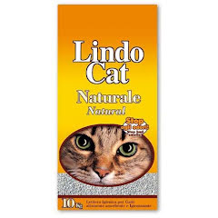 "Kattsand ""Lindo cat"" natural"
