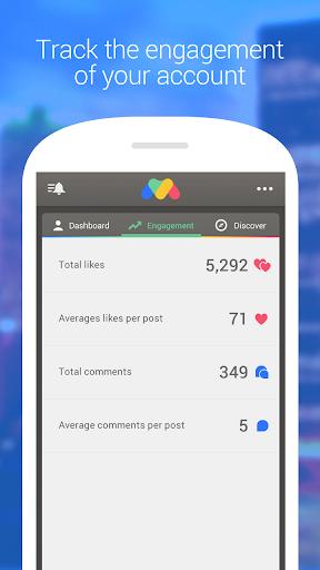FollowMeter for Instagram Screenshot