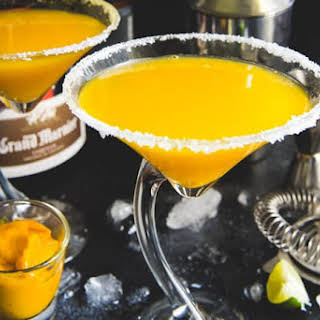 Mango Martini.