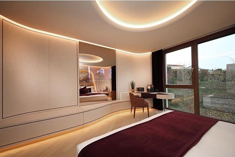 Eche un vistazo al recién finalizado Hotel Neues Tor en Alemania