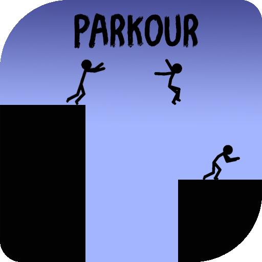 Stickman Parkour Platform NoAds