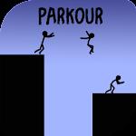 Stickman Parkour Platform NoAds Icon